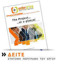 enterprise+ Project Flyer